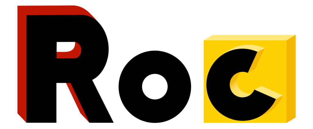 agence roc logo vins et spiritueux agence de communication